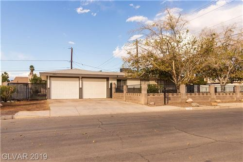 Photo of 4996 MOHAVE Avenue, Las Vegas, NV 89104 (MLS # 2155845)
