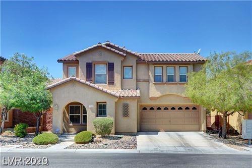 Photo of 11177 SADDLE IRON Street, Las Vegas, NV 89179 (MLS # 2206845)