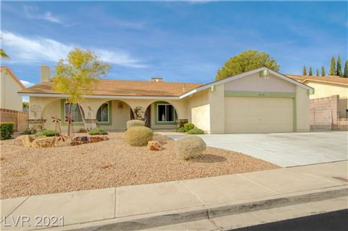 Photo of 1512 Irene Drive, Boulder City, NV 89005 (MLS # 2268845)