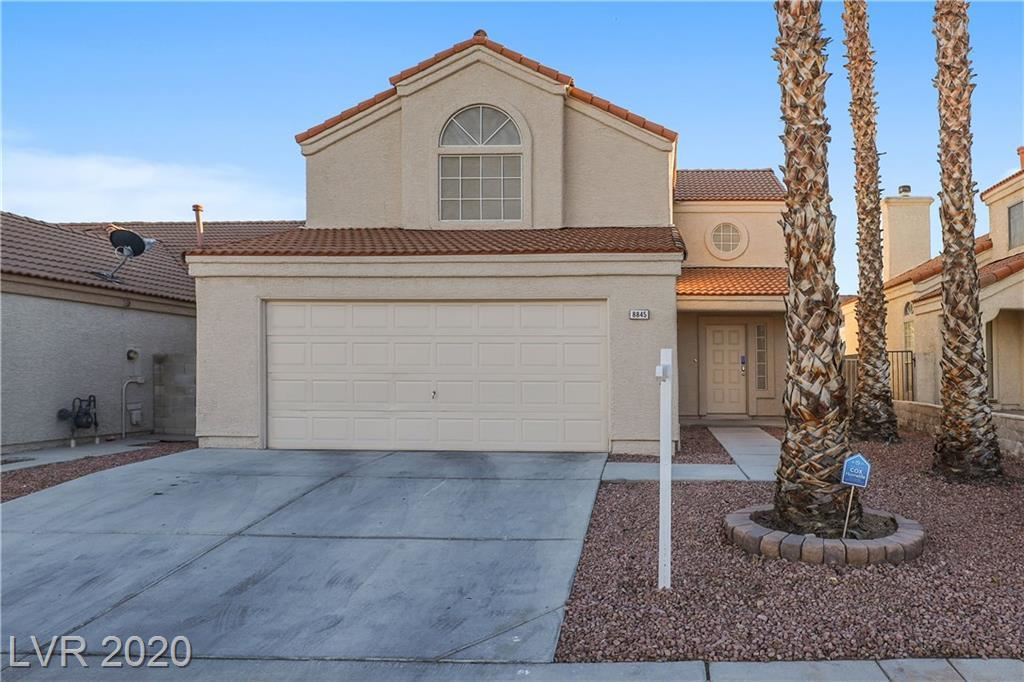 8845 Clear Blue Drive, Las Vegas, NV 89117 - MLS#: 2256845