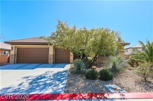 Photo of 3517 FRIGATEBIRD Lane, North Las Vegas, NV 89084 (MLS # 2175846)