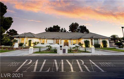 Photo of 7655 Palmyra Avenue, Las Vegas, NV 89117 (MLS # 2308846)