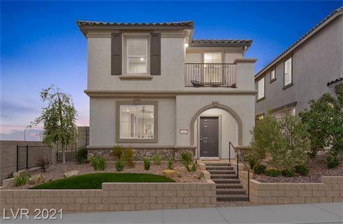 Photo of 10620 Sariah Skye Avenue #lot 112, Las Vegas, NV 89166 (MLS # 2315846)