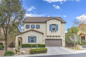 Photo of 840 VALLEY BRUSH Street, Henderson, NV 89052 (MLS # 2114847)