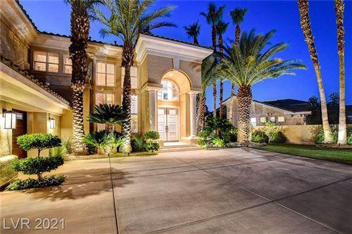 Photo of 1721 Glenview Drive, Las Vegas, NV 89134 (MLS # 2311847)