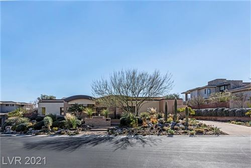 Photo of 21 Painted Feather Way, Las Vegas, NV 89135 (MLS # 2268849)