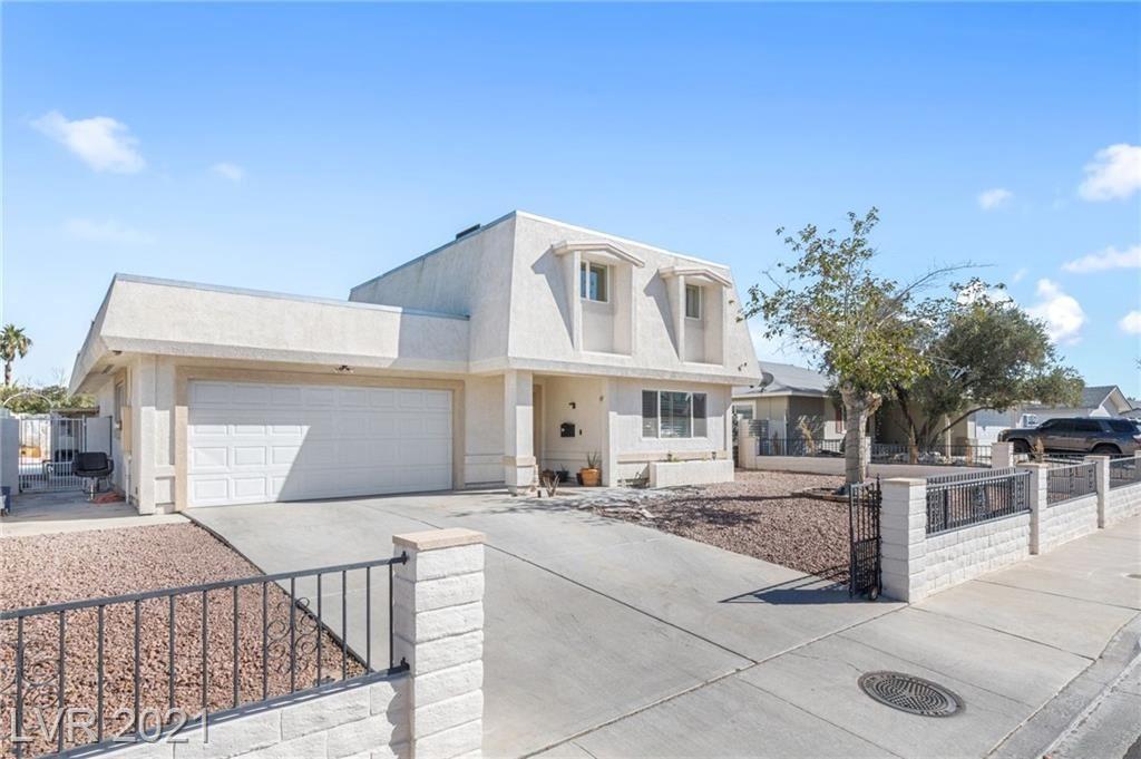 Photo of 401 Analisa Lane, Las Vegas, NV 89145 (MLS # 2343849)