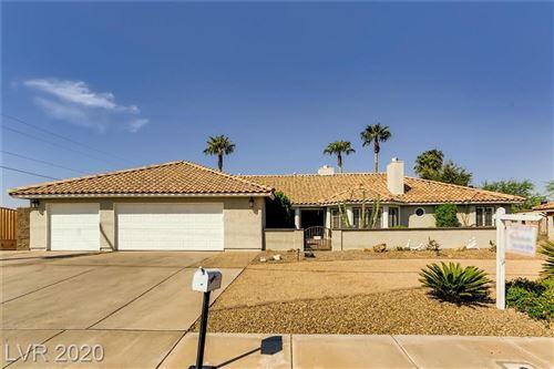 Photo of 350 Desert Rose Drive, Henderson, NV 89015 (MLS # 2234850)