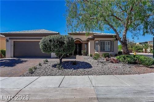 Photo of 10741 Angelo Tenero Avenue, Las Vegas, NV 89135 (MLS # 2289850)