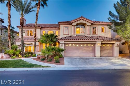 Photo of 42 Cascade Lake Street, Las Vegas, NV 89148 (MLS # 2290850)