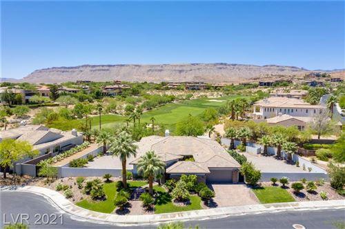 Photo of 3405 TURTLE HEAD PEAK Drive, Las Vegas, NV 89135 (MLS # 2303850)