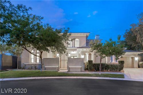 Photo of 429 Grand Augusta Lane, Las Vegas, NV 89144 (MLS # 2249851)