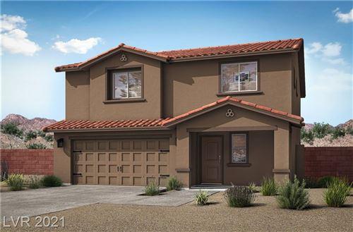Photo of 601 ABRAZAR Avenue, North Las Vegas, NV 89031 (MLS # 2277852)