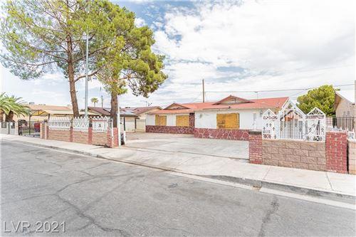 Photo of 2305 Monterey Avenue, Las Vegas, NV 89104 (MLS # 2327852)