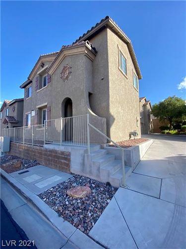 Photo of 9869 FOUNTAIN WALK Avenue, Las Vegas, NV 89149 (MLS # 2342852)