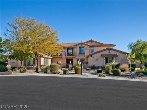 Photo of 7516 VIA FIORENTINO Street, Las Vegas, NV 89131 (MLS # 2155853)