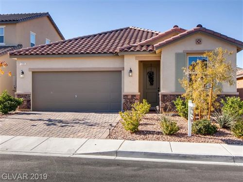 Photo of 721 BOLLONS ISLAND Street, Las Vegas, NV 89002 (MLS # 2158853)