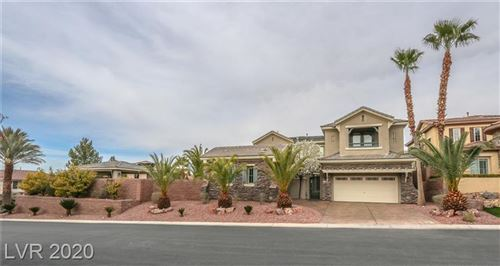 Photo of 1426 FOOTHILLS VILLAGE Drive, Henderson, NV 89012 (MLS # 2175853)