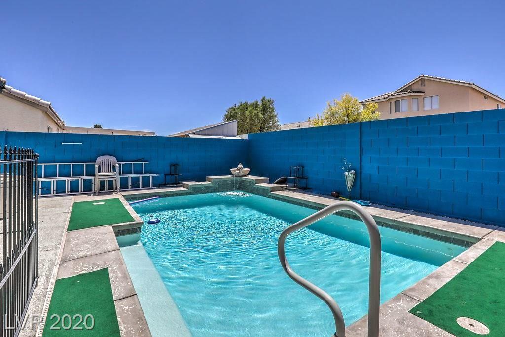 Photo of 3509 Chedworth Road, North Las Vegas, NV 89031 (MLS # 2212853)