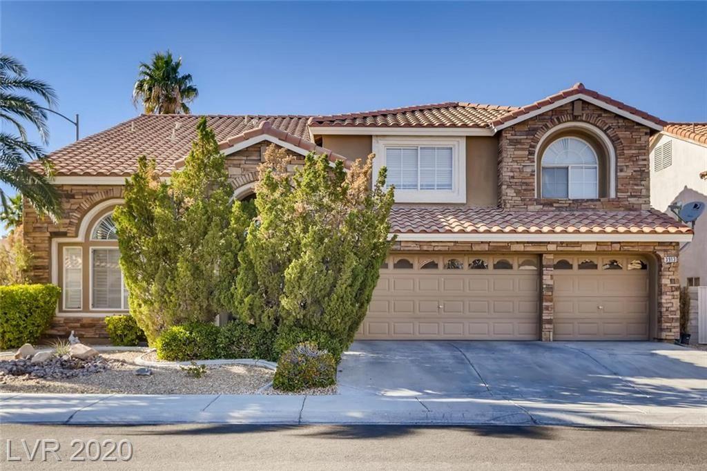 Photo of 3913 Diamond Ridge Street, Las Vegas, NV 89129 (MLS # 2249853)