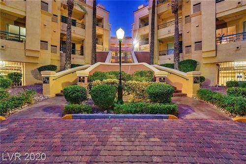 Photo of 230 East Flamingo Road #313, Las Vegas, NV 89169 (MLS # 2189854)
