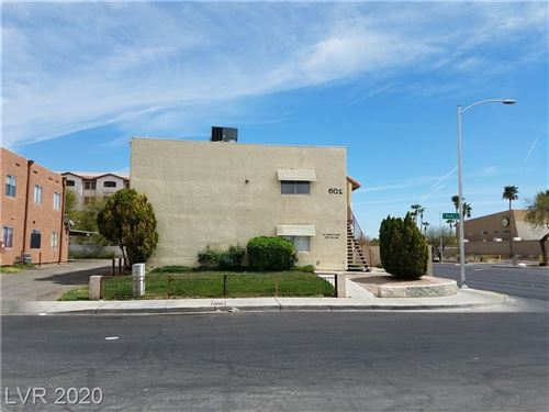 Photo of 601 TRIEST Court, Las Vegas, NV 89110 (MLS # 2208854)