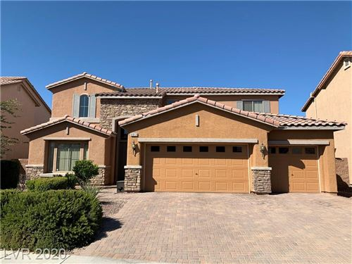 Photo of 6913 Puetollano Drive, North Las Vegas, NV 89084 (MLS # 2209854)