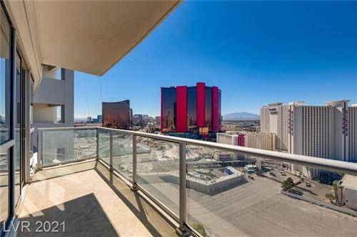 Photo of 2700 LAS VEGAS Boulevard #1102, Las Vegas, NV 89109 (MLS # 2297854)