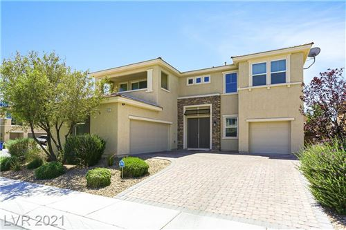 Photo of 4113 Hawks Glide Avenue, North Las Vegas, NV 89084 (MLS # 2294855)
