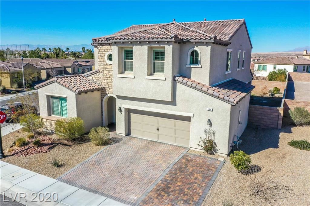 Photo of 404 VIA GIGANTE Court, Henderson, NV 89011 (MLS # 2173855)