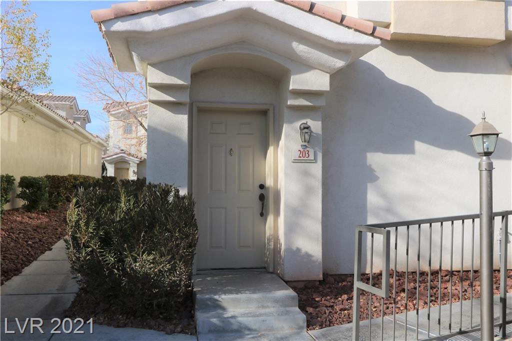 Photo of 10001 Crimson Palisades Place #203, Las Vegas, NV 89144 (MLS # 2261856)