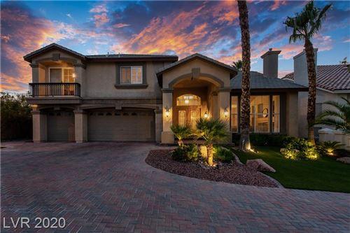 Photo of 7687 Gossamer Wind Street, Las Vegas, NV 89139 (MLS # 2217857)
