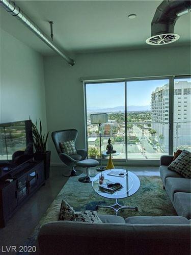 Photo of 200 Hoover Avenue #1107, Las Vegas, NV 89101 (MLS # 2225857)