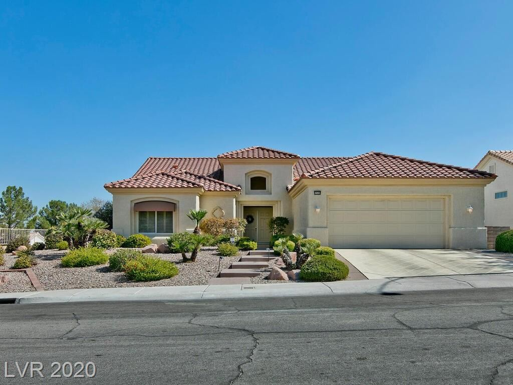 Photo of 2520 Rocky Plains Drive, Las Vegas, NV 89134 (MLS # 2239857)