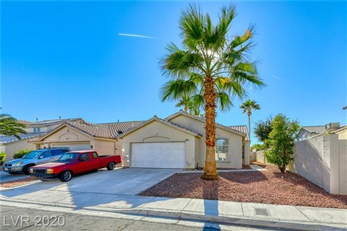 Photo of 4537 Bucking Bronco Road, North Las Vegas, NV 89032 (MLS # 2249858)