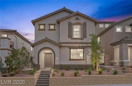 Photo of 10572 Sariah Skye Avenue #lot 101, Las Vegas, NV 89166 (MLS # 2209859)