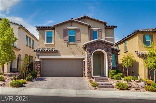 Photo of 9930 Rams Leap Avenue, Las Vegas, NV 89166 (MLS # 2313859)