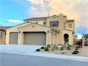 Photo of 6532 TOWERSTONE Street, North Las Vegas, NV 89084 (MLS # 2071861)