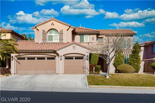 Photo of 11404 RANCHO VILLA VERDE Place, Las Vegas, NV 89138 (MLS # 2166863)