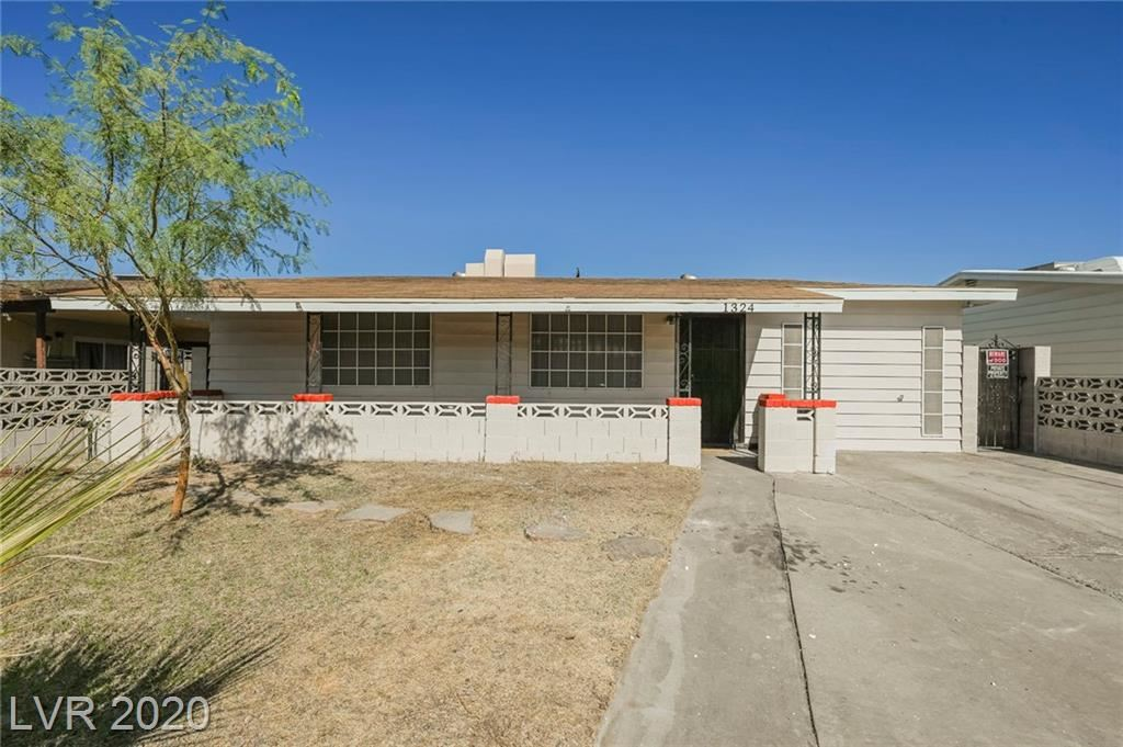 Photo of 1324 Palm Street, Henderson, NV 89011 (MLS # 2239863)