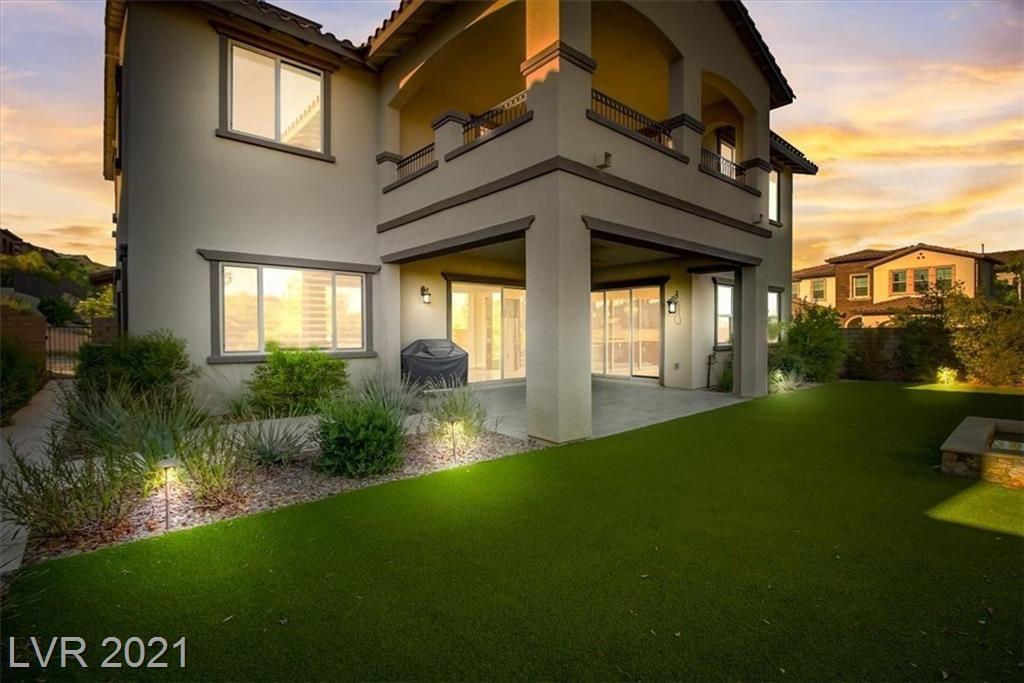 Photo of 12015 Abbracci Avenue, Las Vegas, NV 89138 (MLS # 2329863)