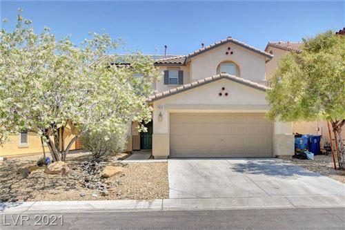 Photo of 11016 Cherokee Landing Street, Las Vegas, NV 89179 (MLS # 2293864)