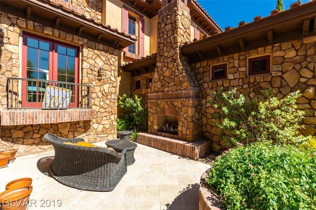Photo of 9812 MOON VALLEY Place, Las Vegas, NV 89134 (MLS # 2160864)