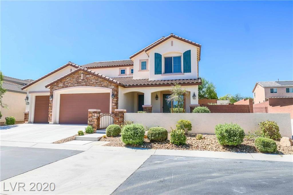 Photo of 7309 Merimack Oaks Street, Las Vegas, NV 89166 (MLS # 2230864)