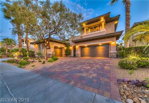 Photo of 1397 FOOTHILLS VILLAGE Drive, Henderson, NV 89012 (MLS # 2086865)