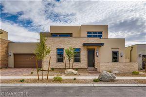 Photo of 4300 SUNRISE FLATS Street, Las Vegas, NV 89135 (MLS # 2142865)