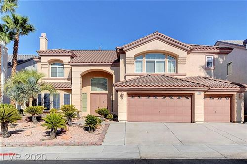 Photo of 124 Tamarron Cliffs Street, Las Vegas, NV 89148 (MLS # 2236865)