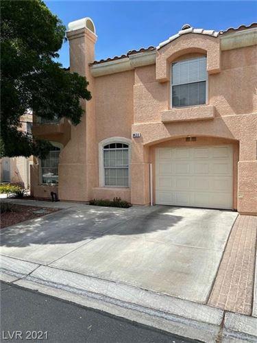 Photo of 8436 Indigo Sky Avenue, Las Vegas, NV 89129 (MLS # 2299865)