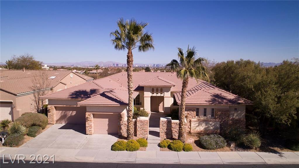 Photo of 4734 Bersaglio Street, Las Vegas, NV 89135 (MLS # 2273866)
