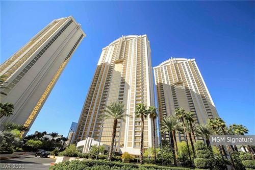 Photo of 135 East HARMON Avenue #3118 & 3120, Las Vegas, NV 89109 (MLS # 2340867)